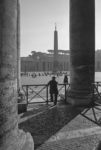 Piazza San Pietro 1995
