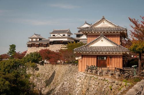 Matsuyama; Matsuyama-jo