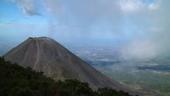 Izalco volcano seen from Cerro Verde