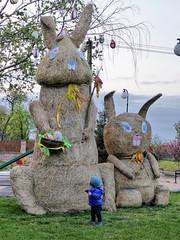 Easter in Slovakia, Budimir, Kosice region