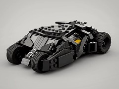 Instructions for my Tumbler MOC are now available