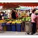 León, día de mercado