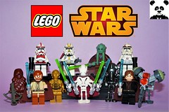 LEGO Star Wars Minifig History Vol. III - Prequel Era (2005-2007)