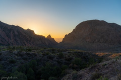 The Window at Big Bend National Park