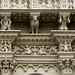 Detailed Carvings on Basilica di Santa Croce in Lecce - Puglia 72