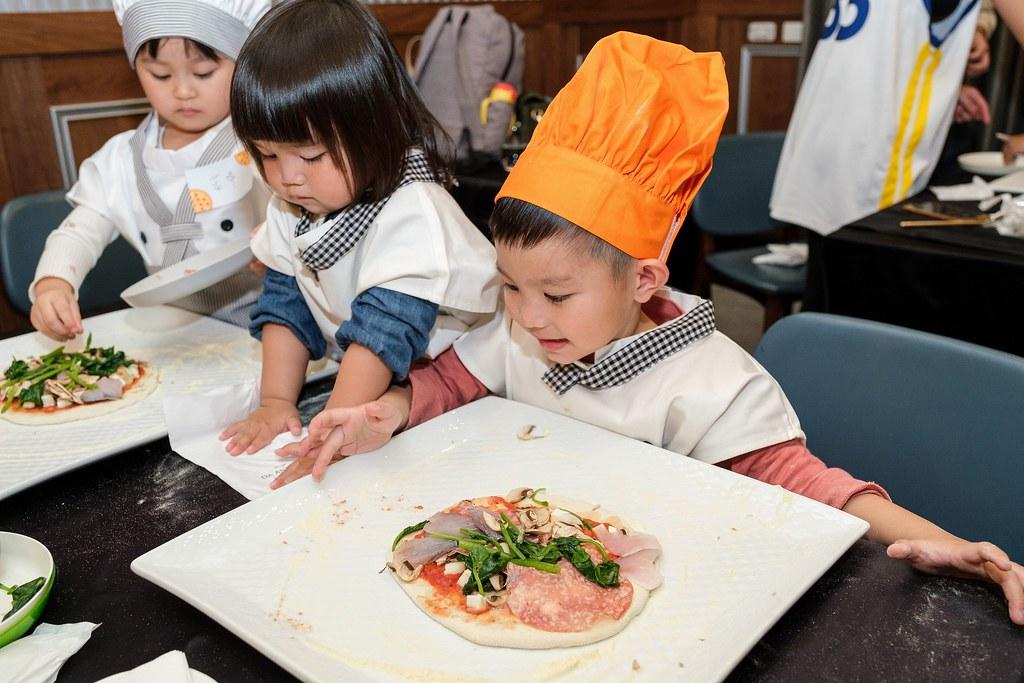 大安東尼隨意鳥地方_四月兒童節pizza體驗營_活動形象照2