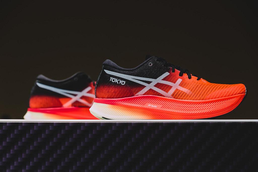 ASICS重新定義跑者類型,針對步頻型選手推出METASPEED EDGE鞋款
