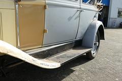 Chevrolet Landau sedan 1929