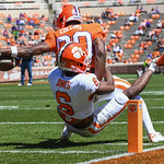 Clemson Orange and White spring game