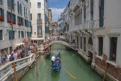 Rio di Palazzo, Venice