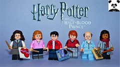 The Half-Blood Prince [Harry Potter Minifigs #08]