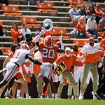 NCAA Football: Clemson Spring Game