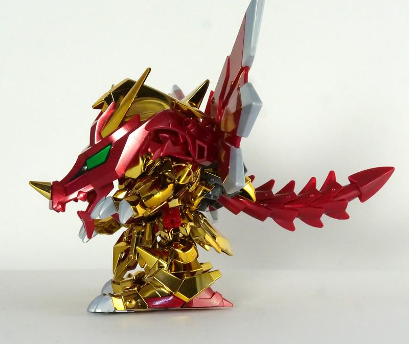 騎士超越之龍