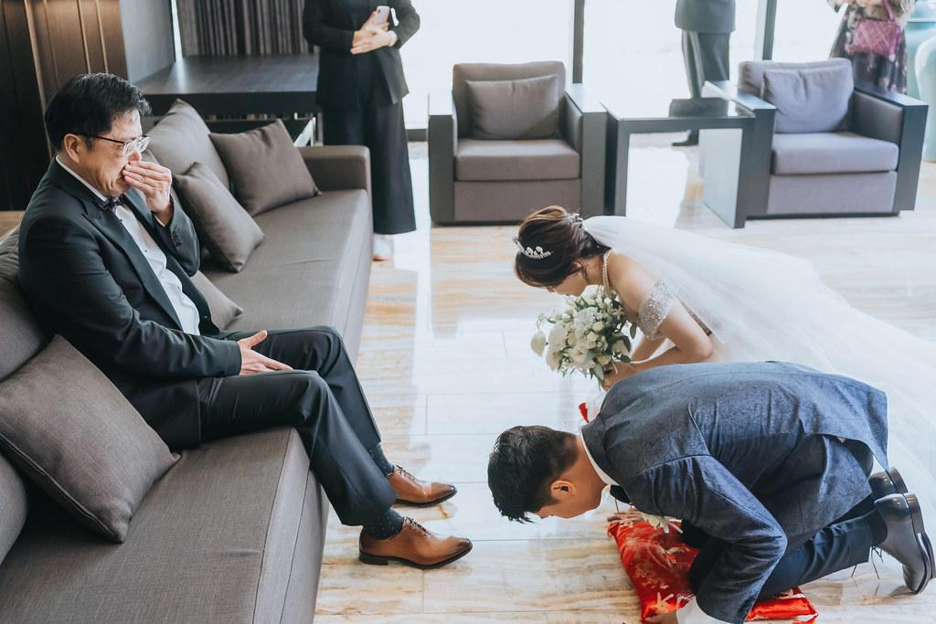 [婚攝] D&H | 台中。林酒店