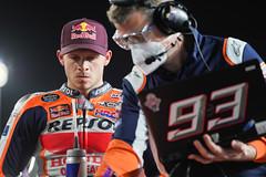 Stefan Bradl. Doha GP 2021