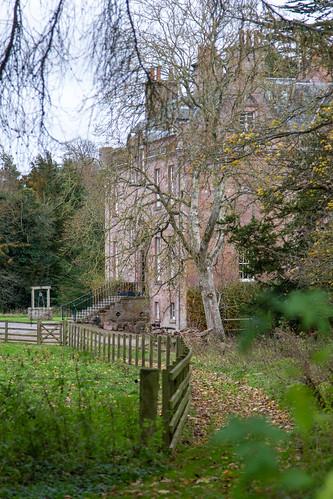 Dryburgh Abbey House