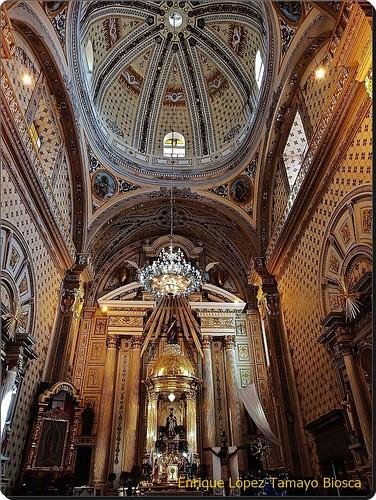 """Parroquia San Andrés Apóstol """"Ex Convento San Diego de Alcalá"""" San Andrés Cholula,Estado de Puebla,México"""