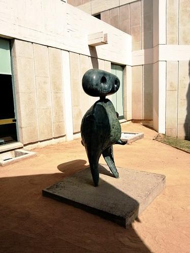 PERSONATGE (1970), de JOAN MIRÓ