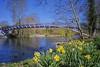Boulter's Lock Footbridge