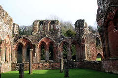 Photo of The ruins of Furness Abbey, Cumbria (1)