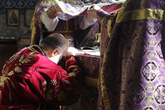 04.04.2021 - Архиерейское богослужение в Неделю 3-ю Великого поста
