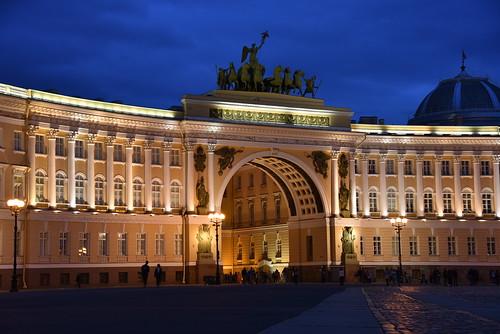 General Staff Building, St Petersburg