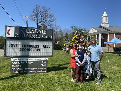 Easter Sunday 2021 at Glendale