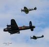 RAF Battle of Britain memorial flight (BBMF)