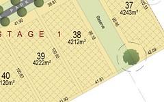 Lot 38, 566 Wangaratta - Yarrawonga Road, Waldara VIC