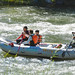 Enjoying the Animas River