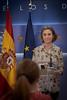 Rueda de prensa de Cuca Gamarra en el Congreso de los Diputados. (06/04/2021)