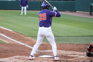 Baseball: Clemson 9 NC State 3 Photos