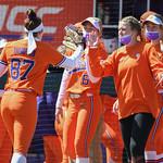 Softball: Clemson 6 North Carolina 1