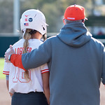 Softball: Clemson vs North Carolina DH