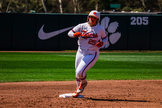 Softball: Clemson 9 North Carolina 1 Photos
