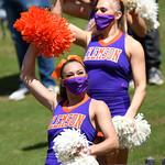 Clemson Orange and White spring game