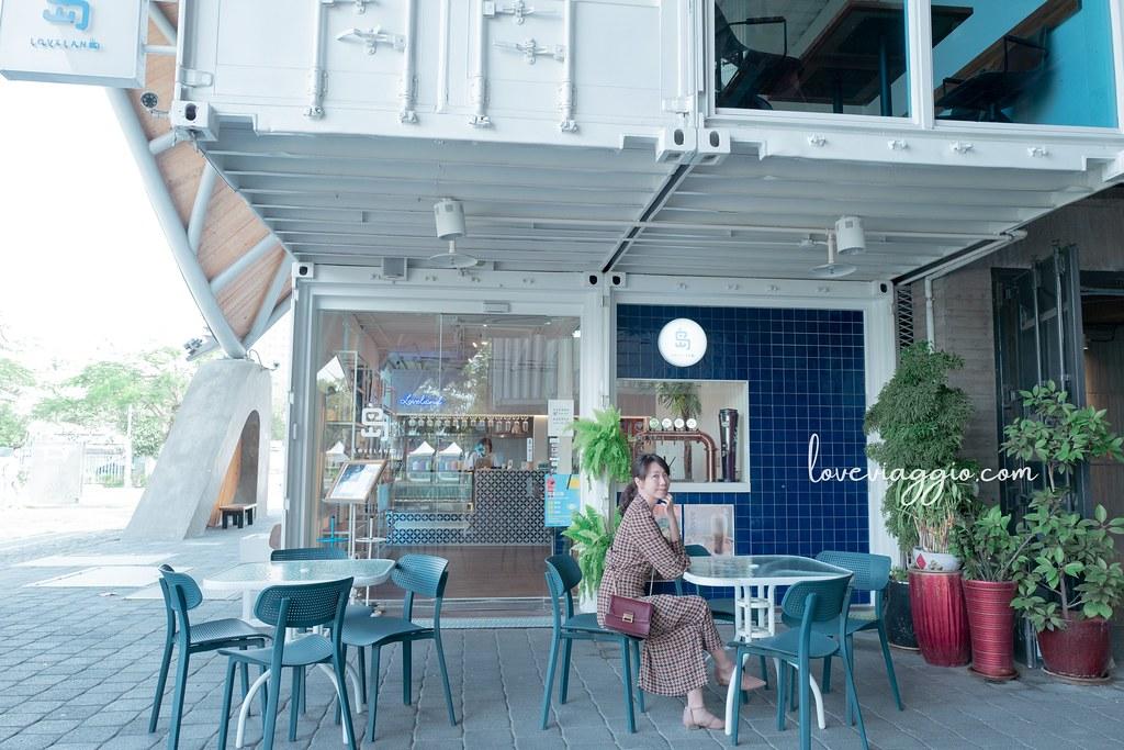 【台東 Taitung】Loveland專情島 鐵花村原創館旁 白色貨櫃屋打造熱帶島嶼風餐酒館 @薇樂莉 Love Viaggio | 旅行.生活.攝影