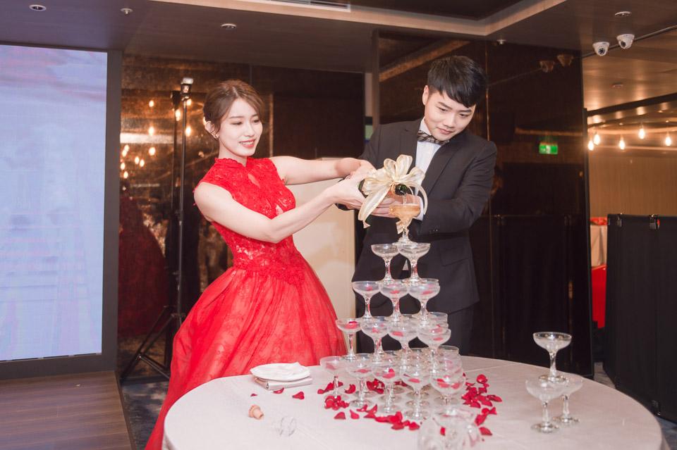 台南婚攝推薦 Y&H / 桂田酒店