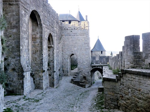 Ramparts of Carcassonne