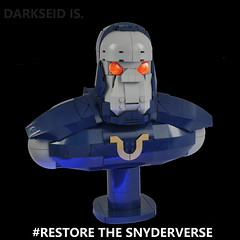 Darkseid is.