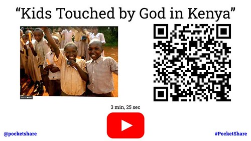 Kids Touched by God in Kenya by Wesley Fryer, on Flickr