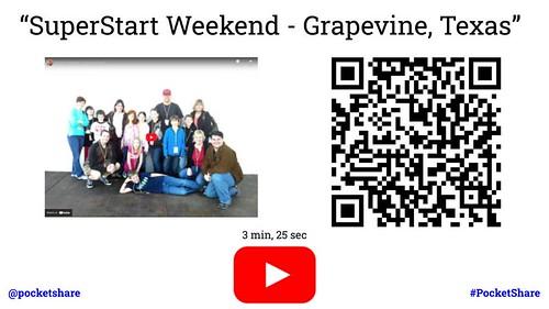 SuperStart Weekend - Grapevine, Texas (V by Wesley Fryer, on Flickr