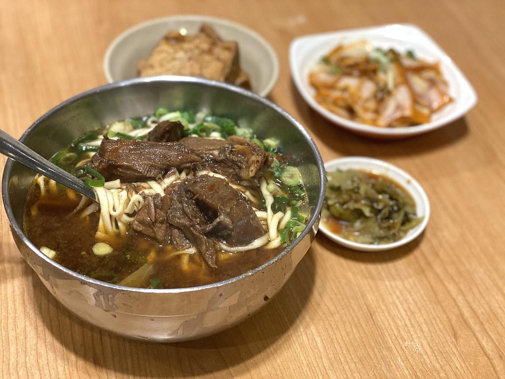 新竹湖口新豐 老皮牛肉麵