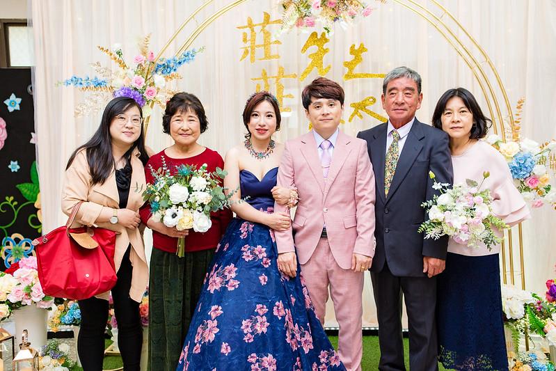 [婚攝] 惟從 & 堤雅 梓平社區活動中心 | 儀式午宴 | 婚禮紀錄