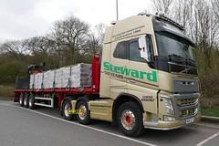 Photo of Volvo FH500 - Clacket Lane