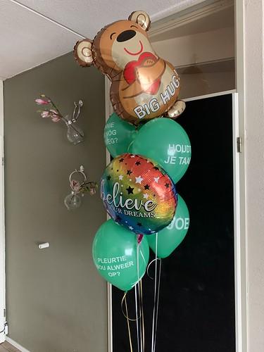 Ballonboeket Rotterdam Ballonnen