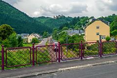 Omgeving Le château de Bourscheid - Bourscheid - Diekirch - Luxemburg