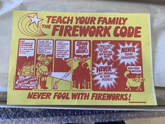 Photo of TEACH YOUR FAMILY THE FIREWORK CODE