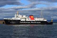 Photo of MV Isle of Arran --- Ardrossan --- 11-07-20