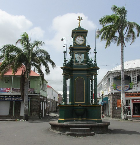 Basseterre, St. Kitts - The Circus